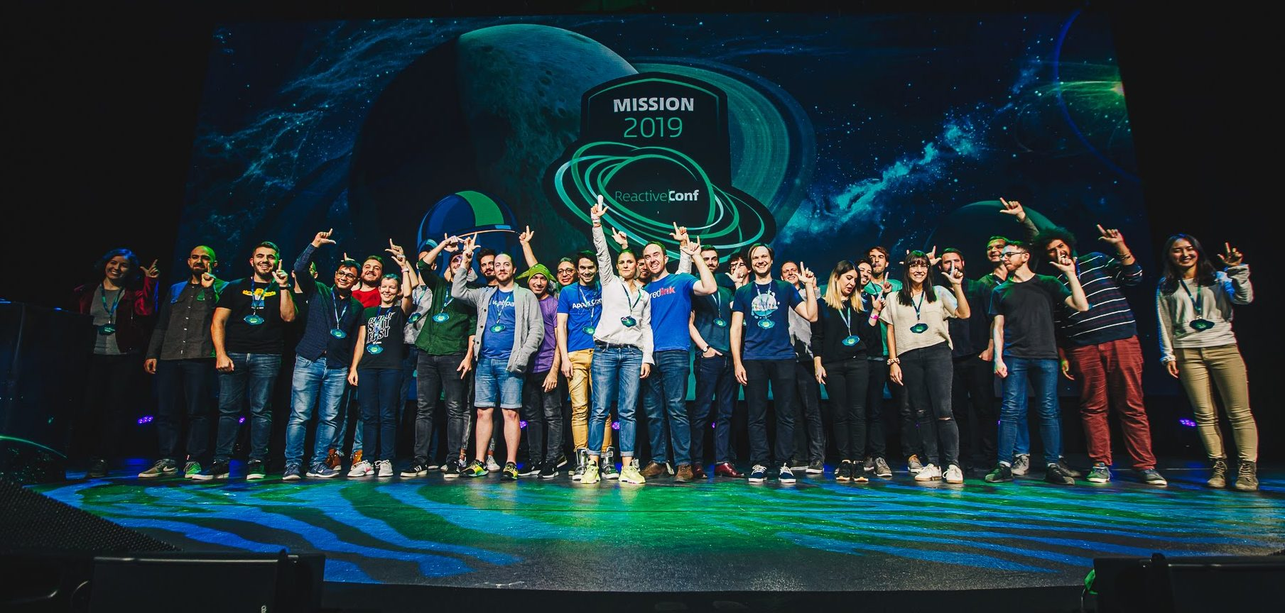 <em>Official</em> ReactiveConf 2019 Aftermovie