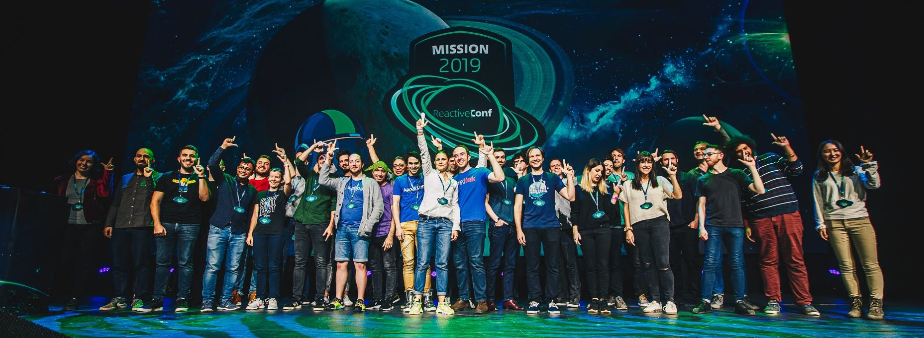 ReactiveConf 2019 Talks